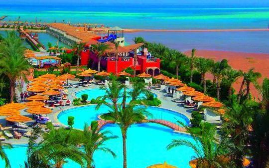Hurghada bungalovi