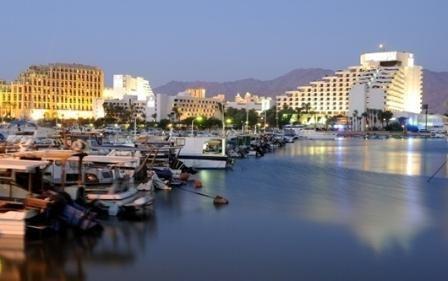 Izrael Eilat hoteli all inclusive