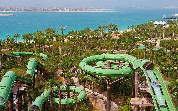 Hoteli u UAE za obitelji s djecom
