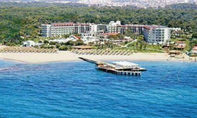 Odmor u Turskoj Side Hoteli