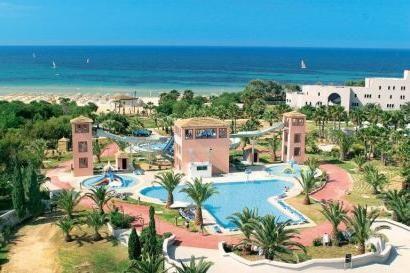 Tunis Hoteli marabu waterpark