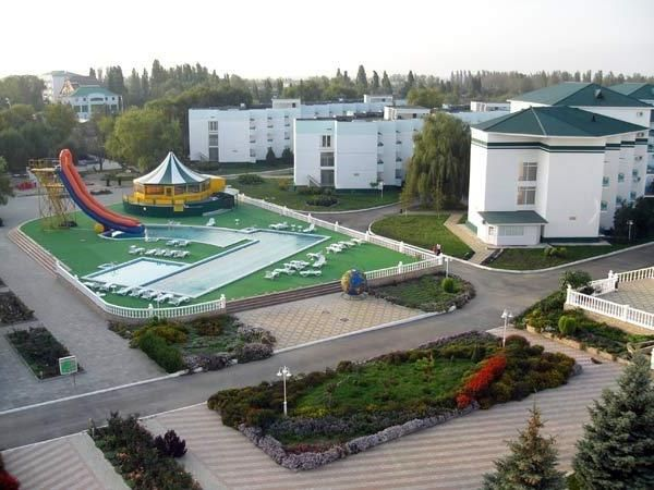 Sail resort Krasnodar Foto