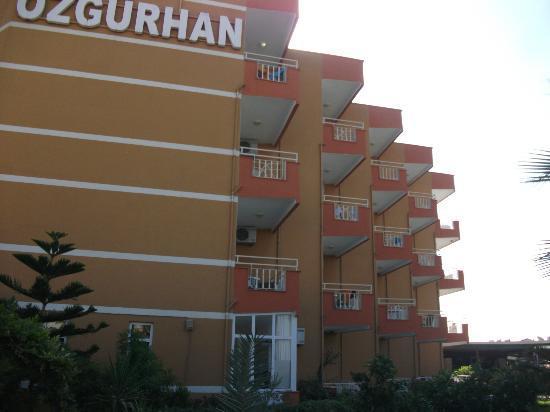 Ozgurhan hotel 3