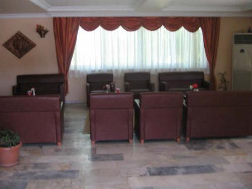 Ozgurhan Hotel Side 3