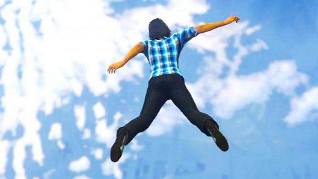 strah od visine u snu