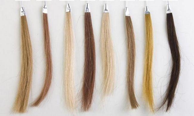 profesionalna boja boja kose