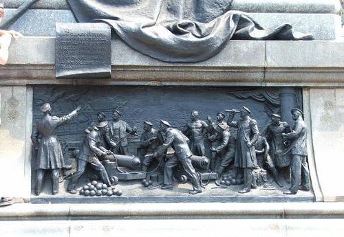 севастополь памятник нахимову описание