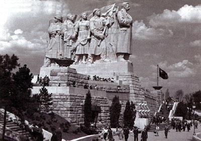 памятник сталину в москве