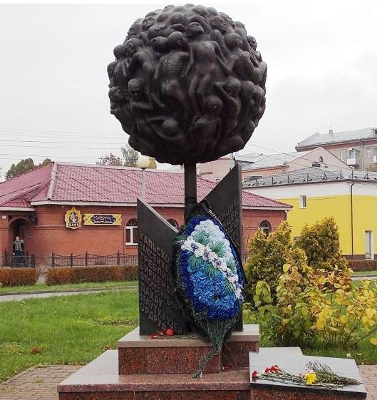 памятники войны Смоленск