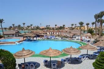 Panorama bungalov naselje El Gouna 4 * (Egipat): mišljenja, mjesto, opis hotela