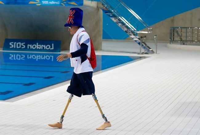 паралимпийские игры плавание