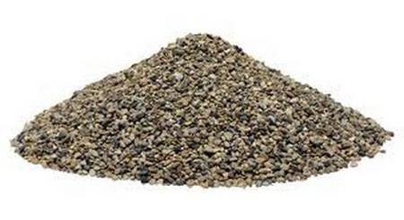 trošak pijeska i šljunka