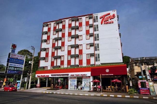 Phuket Hotel podešavanje Hotel Pattaya 3 *: mjesto, broj soba, fotografije i mišljenja
