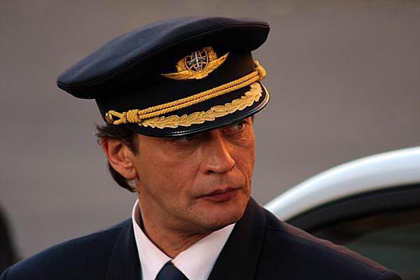 akteri pilot međunarodnim linijama
