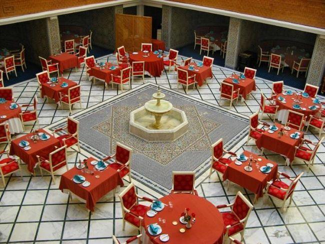 restoran u hotelu Amir Palace 5 *