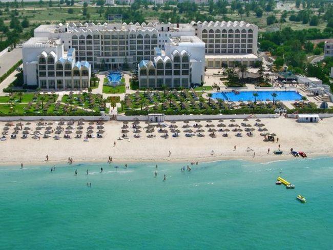 Beach Hotel Amir Palace 5 *