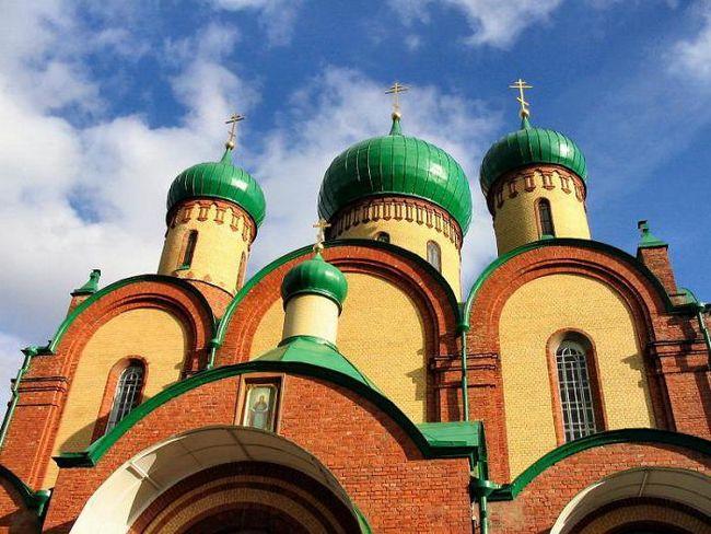 Pühtitsa Manastir - centar pravoslavlja u baltičkim zemljama