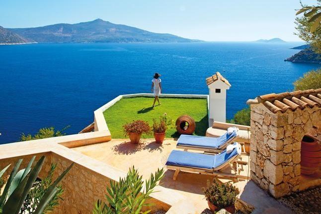 Luksuzni hoteli Turska