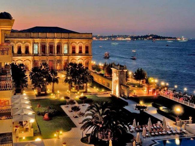 Odmor u Turskoj Hoteli