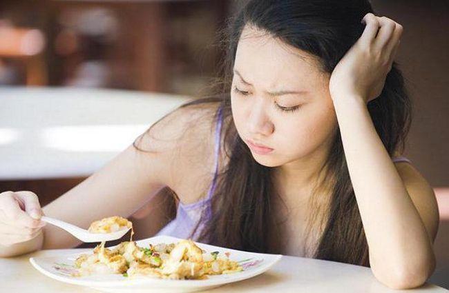 Почему не чувствую вкуса еды: причины