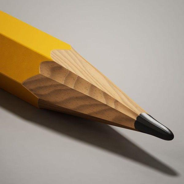 Твердость простых карандашей
