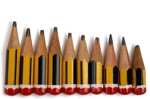 твердость карандашей обозначение