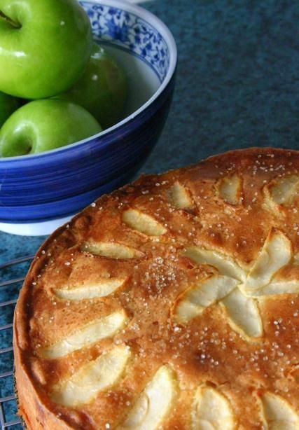 Charlotte klasičan recept sa jabukama