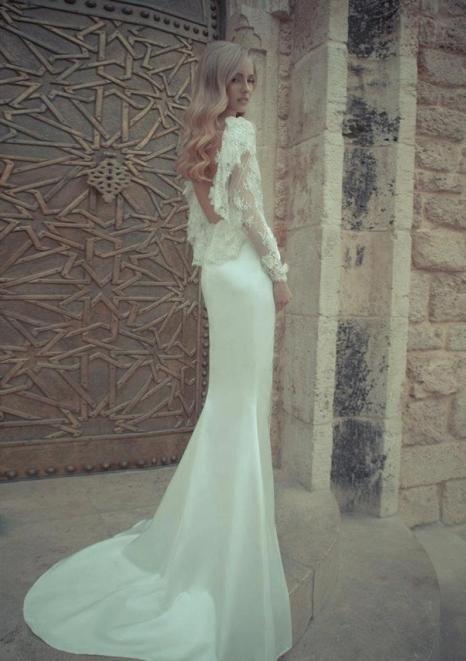 sonnik vjenčanicu nositi