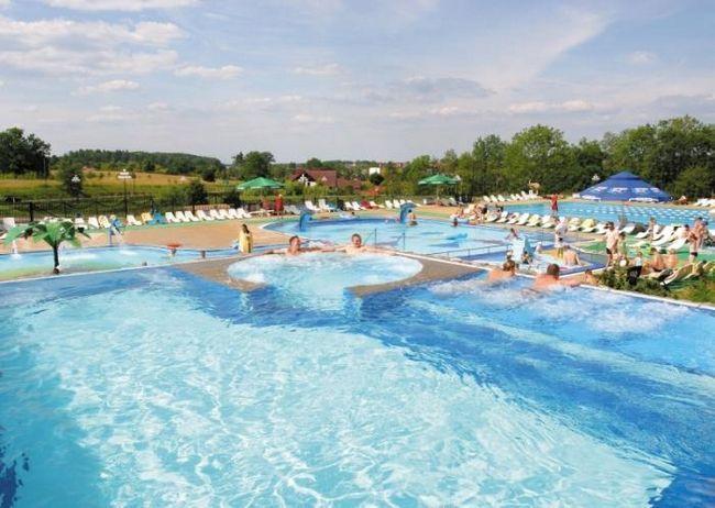Mikolajki waterpark