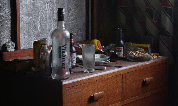 alkoholizam tretman u Khimki