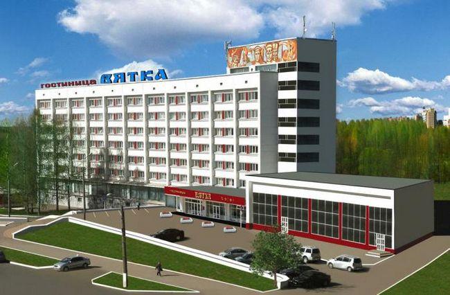 Популярные гостиницы кирова.
