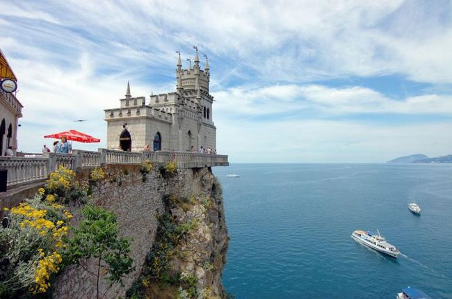 Popularni hoteli u Krim na plaži