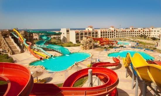 Aqua park u Tirani u Sharm El Sheikh