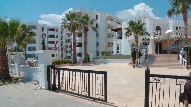 Porto Azzurro Delta Hotel 5 (Turska, Alanya): fotografije i recenzije