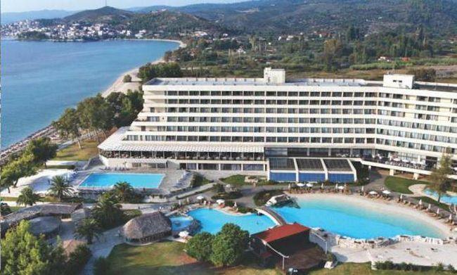 Porto Carras Sithonia hotel sa 5 *, Sitonija, Neos Marmaras: recenzije, fotografije