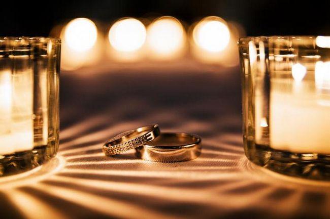 Korak po pripremu korak za vjenčanje (slike)