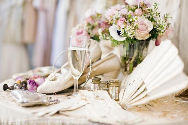 Priprave na poroko z neznancem