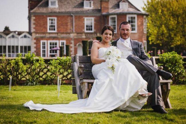 zavoj, ki temeljijo priprave za poroko