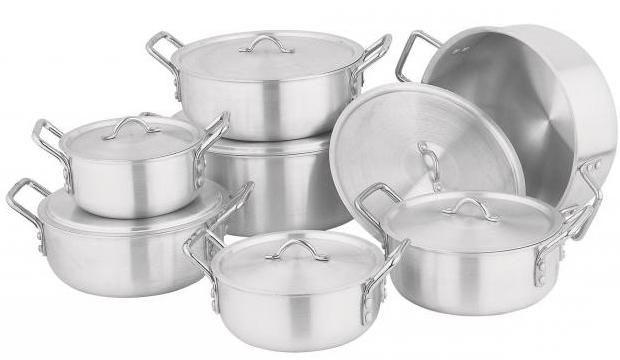 Посуда алюминиевая вредна или нет? Стоит ли пользоваться алюминиевой посудой?