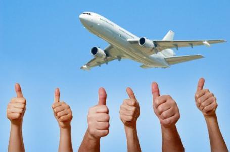 Pravila ponašanja u avionu. Pričvrstite pojaseve