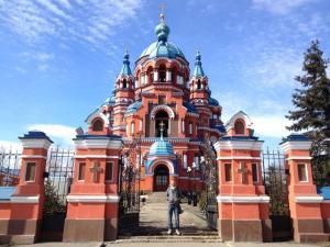 Pravoslavna crkva u Rusiji: Irkutsk, Kazan crkve