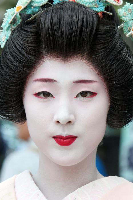 Прически японские: особенности, разнообразие форм