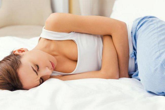 Придатки болят: симптомы и лечение