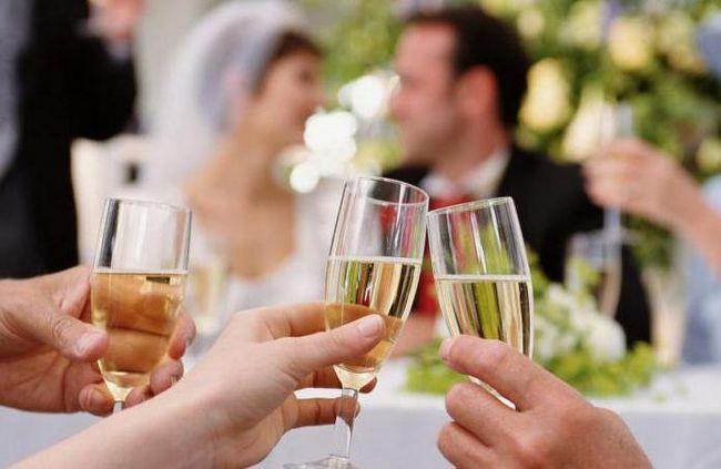 zdravica kod prijatelja vjenčanje zabava
