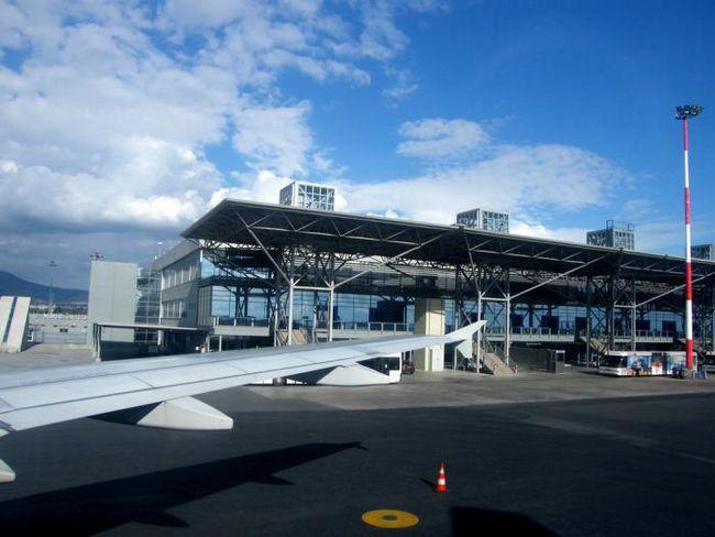 Stići na aerodromu u Solunu: sheme, praktičnost, put u grad