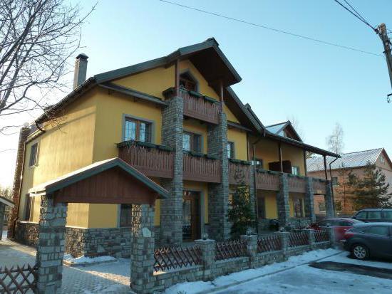 Приозерск - гостиницы города