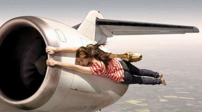 to znači da san kasno u avionu