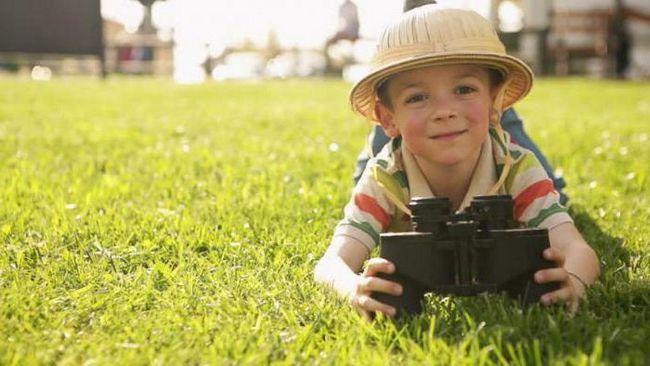 пробковый шлем для ребенка