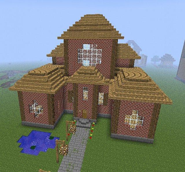 Kuća projekta cigle