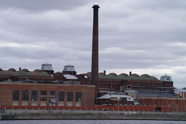 Proleter tvornica Sankt Peterburga